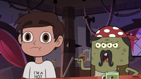 S3E22 Four-eyed monster insulted by Marco's words