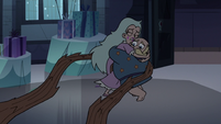 S3E25 King and Queen Butterfly attacked by roots