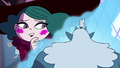 S3E29 Eclipsa blushing at her monster husband