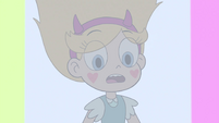 S4E33 Star Butterfly looking surprised