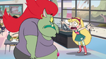 S2E16 Star Butterfly 'because she was bored!'