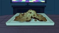 S2E24 Marco and Pony Head's poorly-made mushroom pizza