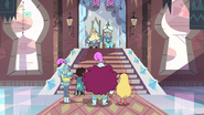 S3E14 Marco brought before King and Queen Butterfly