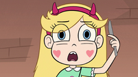 S2E7 Star Butterfly 'my eyes are down here'