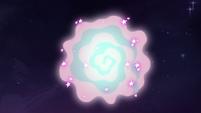 S3E18 Portal swirling in interdimensional space