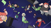 S2E32 Star's classmates drift into the void