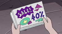 S4E19 Coupon for 40 percent off