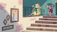 S2E1 Marco 'it's going downstairs!'