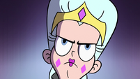 S2E40 Queen Moon looking determined
