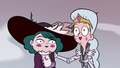 S3E36 Moon and Eclipsa hear Eddie's voice
