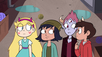 S4E30 Star, Janna, and Tom look at Marco