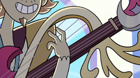 S2E40 Ruberiot strumming electric harp strings