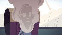 S2E3 Mr. Candle with steam in his face