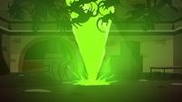 S2E8 Ludo's angry magic explodes