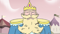 S4E1 King Butterfly narrows his eyes