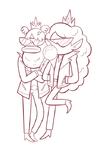 Heinous Concept Princesses
