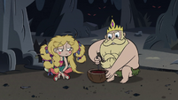 S3E27 King Butterfly mixing a bowl of tree sap