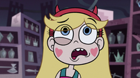 S1E8 Star looking disgusted