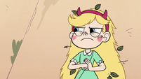 S2E7 Star Butterfly decides to make shelter