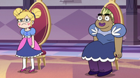 S3E10 Star Butterfly stands up as Jaggs sits down
