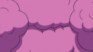 S3E14 Close-up on lint monster's mouth