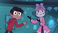 S3E18 Marco and Eclipsa looking at Star