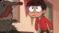 S1E4 Marco hears Star outside