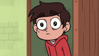S1E9 Marco with wide eyes