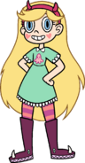 Star Butterfly (No Star Bag)