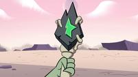 S2E8 Ludo holding up his magic wand