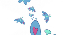 S2E8 Magic blast of fluttering butterflies