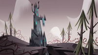 S4E1 Exterior view of dungeon tower