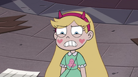 S4E19 Star Butterfly getting frustrated