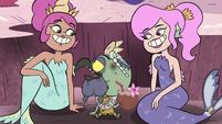 S3E3 Ludo talking to the mermaids
