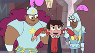 S3E14 Marco Diaz volunteers to be a squire