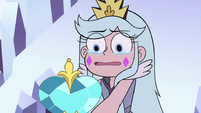 S3E2 Queen Moon starting to cry