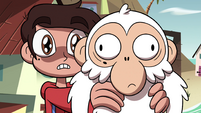 S4E2 Marco and monkey 'soul bonded'