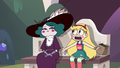 S3E14 Star Butterfly talking to Eclipsa