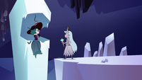 S3E2 Queen Moon talking with Eclipsa