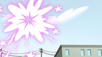 S2E14 Star Butterfly's magic makes fireworks