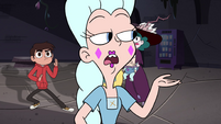 S4E35 Moon Butterfly 'announce her resignation'