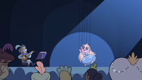 S2E40 Ruberiot sings as Star puppet dances