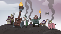 S3E36 Angry villagers out for blood