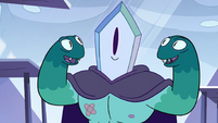 S4E4 Rhombulus returns to his own body