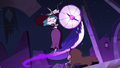 S3E38 Eclipsa spinning with a flourish