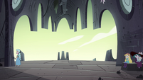 S4E35 Moon opens the Monster Temple gates