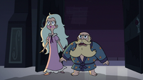 S3E25 King and Queen Butterfly burst into the ballroom