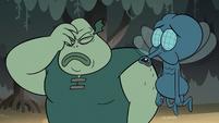 S2E12 Buff Frog ashamed of himself
