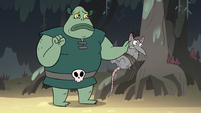 S2E12 Buff Frog doesn't want to hurt the rat