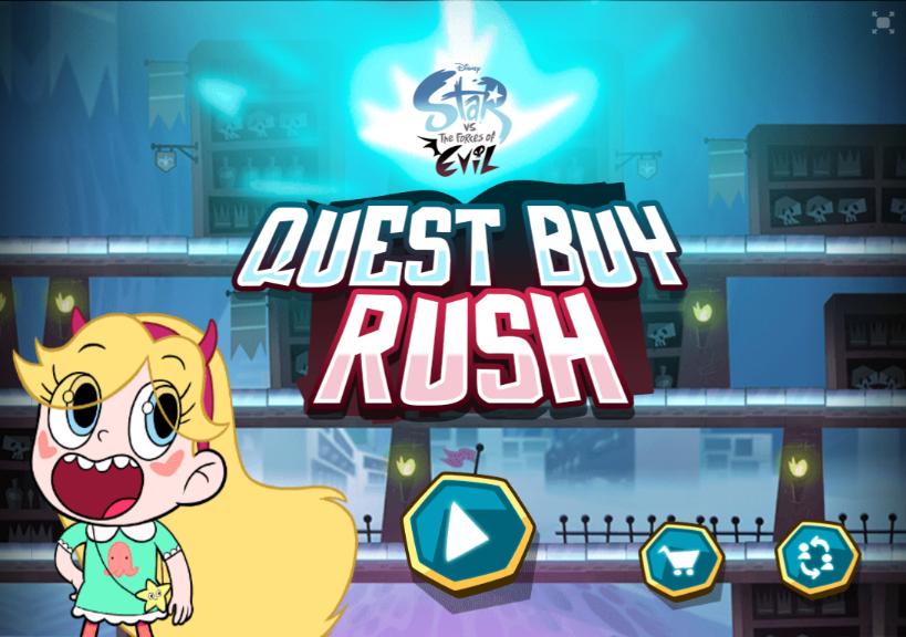 Quest Buy Rush